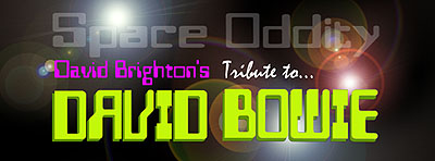 Space Oddity - David Brighton's Tribute to David Bowie!