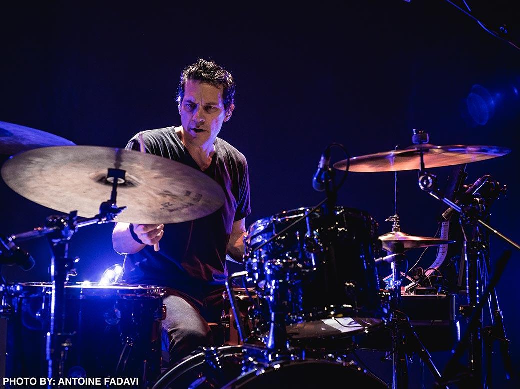 Kevin Stevens Drums