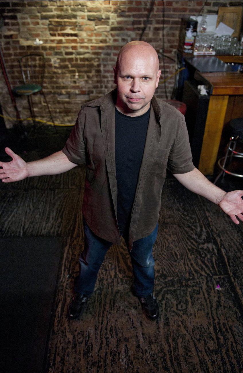 Matt Pinfield, KROQ DJ